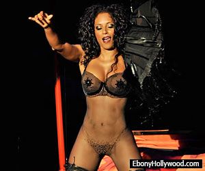 Opinion you Sexy nude black female singers